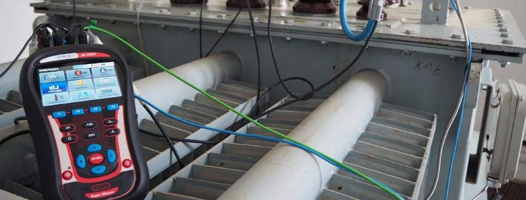 Измерение качества электричества