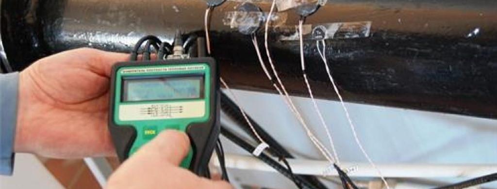 Измерение тепловых потоков