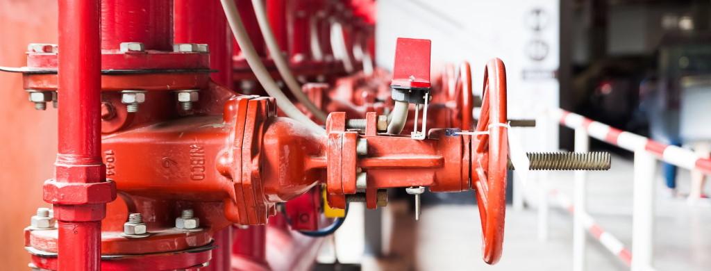 Испытания пожарных кранов