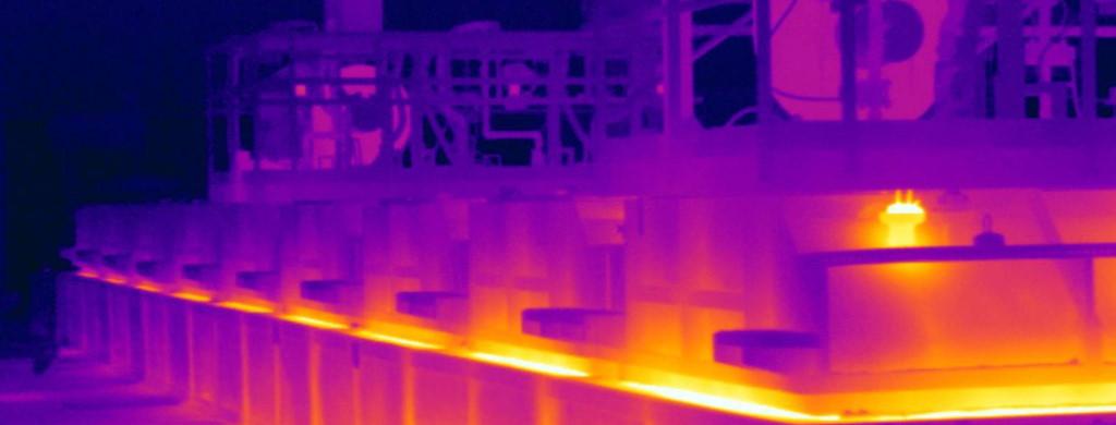 епловизионное обследование электрооборудования